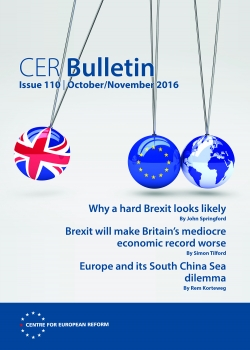 Bulletin Issue 110 - October/November 2016