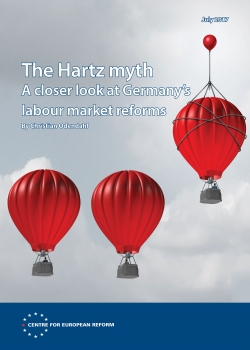 The Hartz myth: A closer look at Germany's labour market reforms