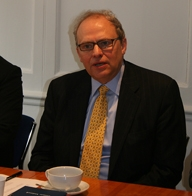Roundtable on 'The financial crisis, Ukraine and the future of Eastern Europe' event thumbnail