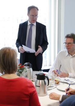 Breakfast on 'Reforming the EU'  event thumbnail