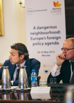 CER/demosEUROPA forum on 'A dangerous neighbourhood: Europe's foreign policy agenda' event thumbnail