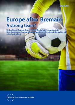 Europe after Bremain: A strong team?
