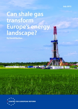 Can shale gas transform Europe's energy landscape?